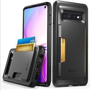 Other - Samsung s10 Phone Case w/ card slot
